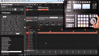 Maschine 2.0 Adding Swing using Record Quantize, Nudge and Note Repeat