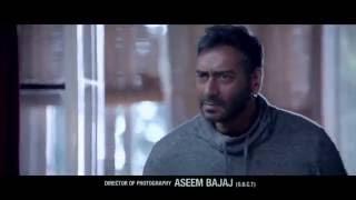 Shivaay new dialogue promo