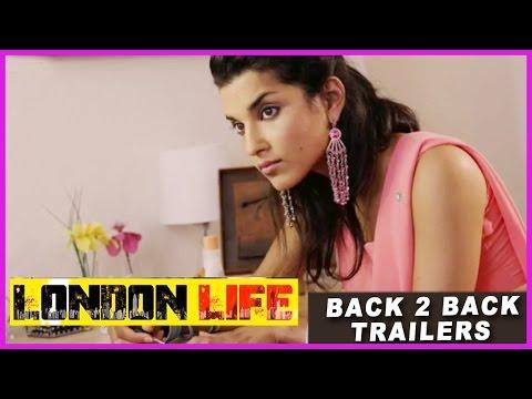 London Life Movie Back 2 Back s  Asad Shan, Amber Rose Revah