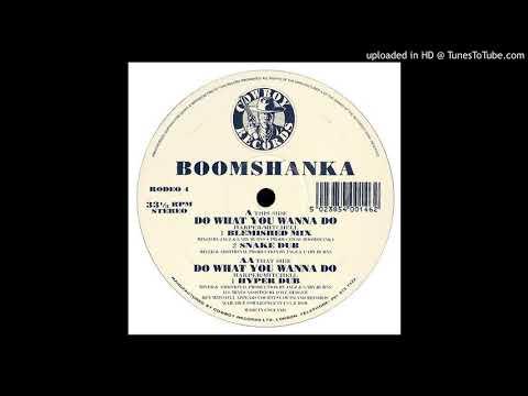 AA - Boomshanka - Do What You Wanna Do (Hyper Dub)