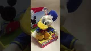 Видео Обзор Мягкая Игрушка Дональд Дак Дисней