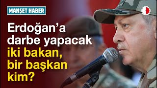 ERDOĞAN'A DARBE İHBARI! #Soylu #Akar #Fidan #Erdoğan #EminGürses  #Peker #UtançDevri