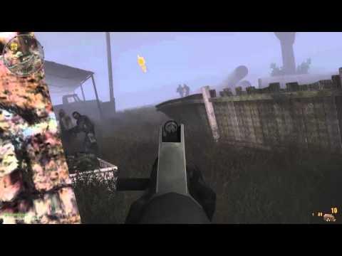 Let's Play S.T.A.L.K.E.R. CoP SGM Mod 2.2   6  