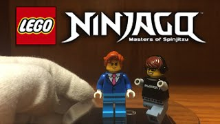 LEGO Ninjago Custom Handsome Show JAY Minifigure Seasons 2-4 2016!!