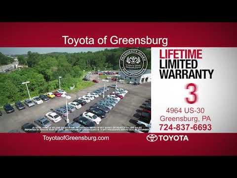 Toyota RAV4 Greensburg PA | Toyota Dealer Greensburg PA