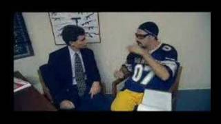Ali G visits the National Rifle Association