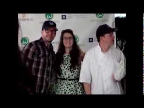 Wahlburgers Canada Sneak Peek w/ Donnie and Paul Wahlberg (09/07/2013)