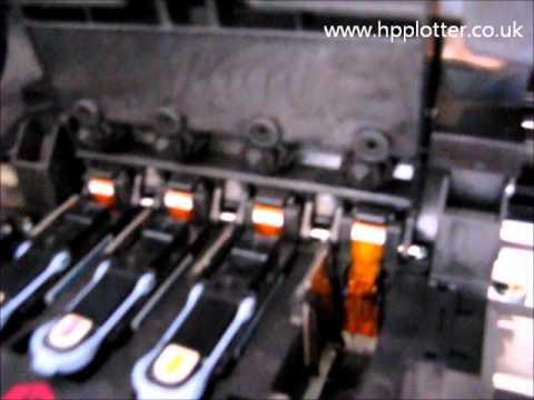 950 951 950XL 951XL PrintHead Print Head pen Holder Rack
