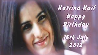 Katrina Kaif Happy Birthday - 16th July 2012