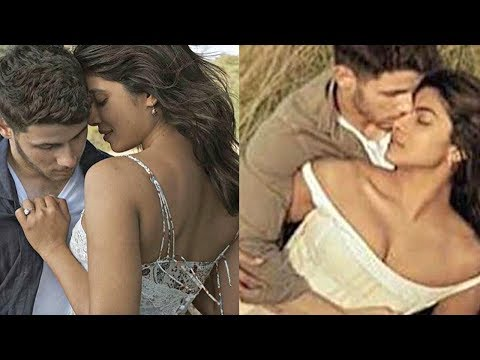 Priyanka Chopra And Nick Jonas Intimate Photoshoot After Wedding