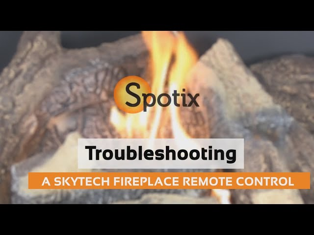 - How To Re-sync A Skytech Fireplace Remote Control - Spotix Blog