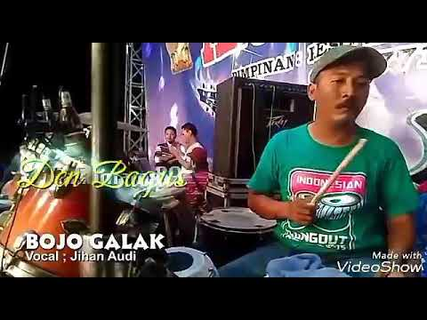 BOJO GALAK,VOC JIHAN AUDY FULL KENDANG KY AGENG