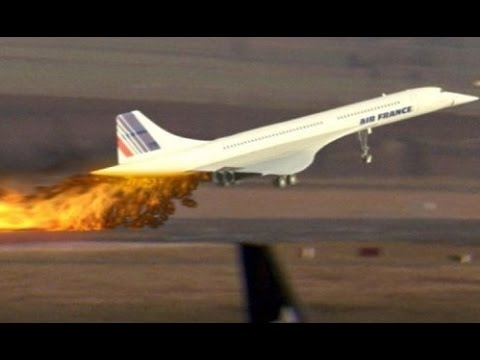 CONCORDE PLANE CRASH DOCUMENTARY - Air France Flight 4590 - Seconds From Disaster