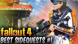 TOP 5 Best SIDE QUESTS in FALLOUT 4 ! (Fallout 4 Best Side Quests Part 1)