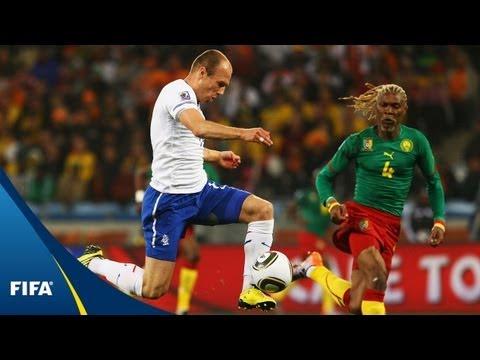 Robben, Van Persie Outfox Lions