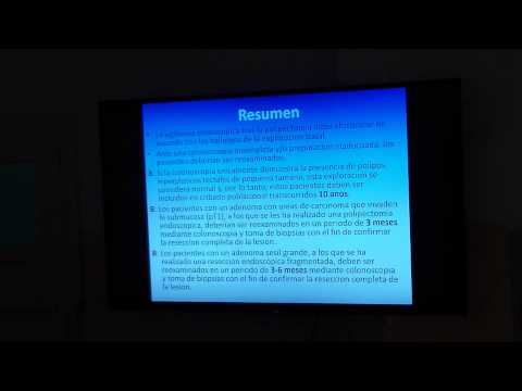 Conferencia: Dra. Akiko Ono - Seguimiento post polipectomía.