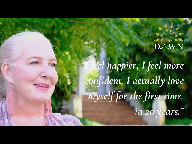 Christine's Testimonial: Life at The Dawn