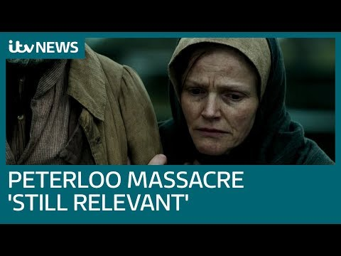 Maxine Peake: Peterloo touches on themes that are still relevant today  ITV