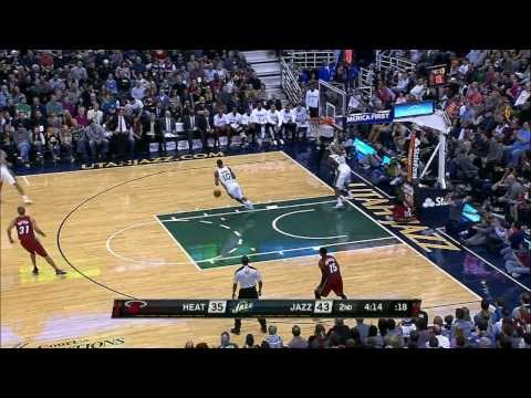Top 10 NBA Plays: February 8th - 동영상