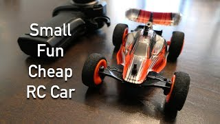 Fast, Fun, Small, Zingo Racing 9115 RC Race Car - Only $12 USD!
