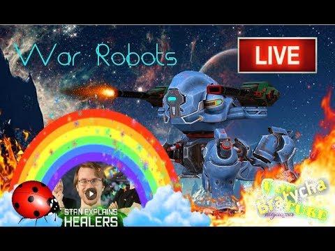 War Robots И снова с Вами тот самый ВЕЛИКИЙ Bratycha