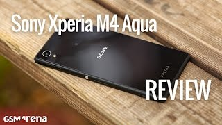 sony M4 Aqua Review!