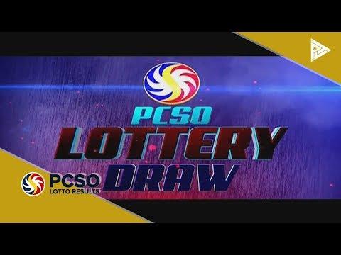 PCSO 4 PM Lotto Draw, May 20, 2019