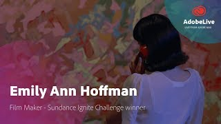 Video Live with Film Director Emily Ann Hoffman | Adobe MAX 2017 download MP3, 3GP, MP4, WEBM, AVI, FLV Oktober 2017