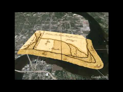 Jacksonville From Florida Maps: Then & Now