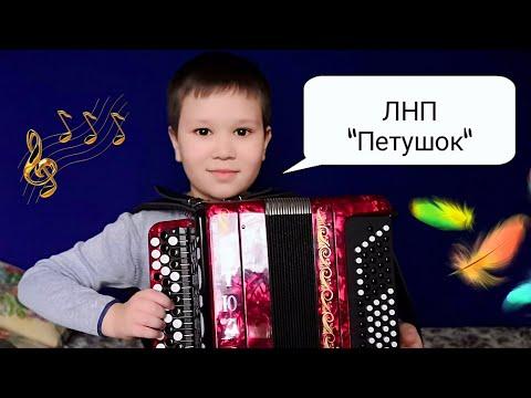 Петушок на баяне / Разбор / Баян TV