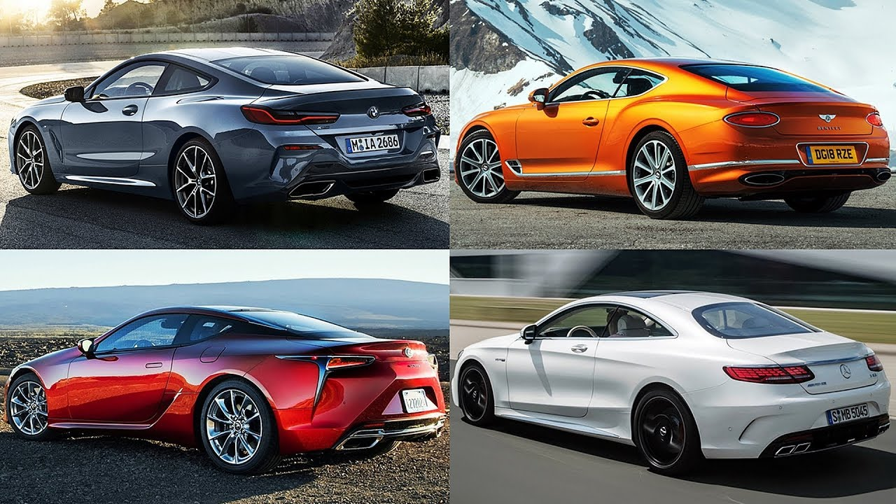 Top 5 New Best Coupe 2019 Youtube