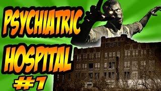 """Psychiatric Hospital"" Pt1: You Mother F*%@er!! (Custom Zombies CPH)"