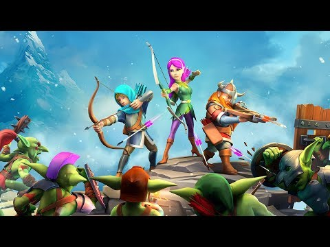 Top 20 Best Android Tower Defense Games 2017
