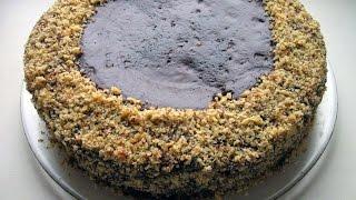 Торт ''Прага''/ Очень вкусный, простой пошаговый рецепт