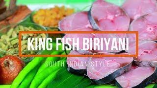 Fish Biriyani Kerala Style