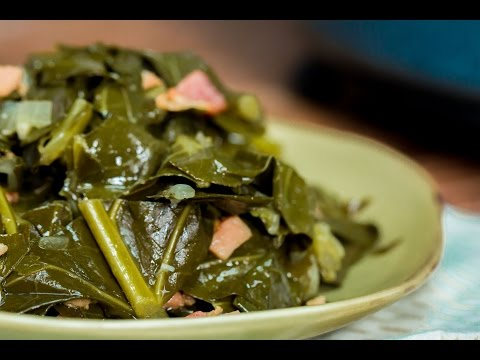Southern-Style Collard Greens | Southern Living