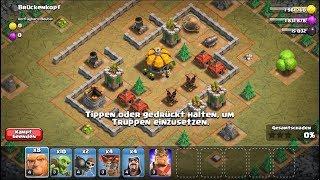 Clash of Clans - Brückenkopf / Angriff von allen Seiten!