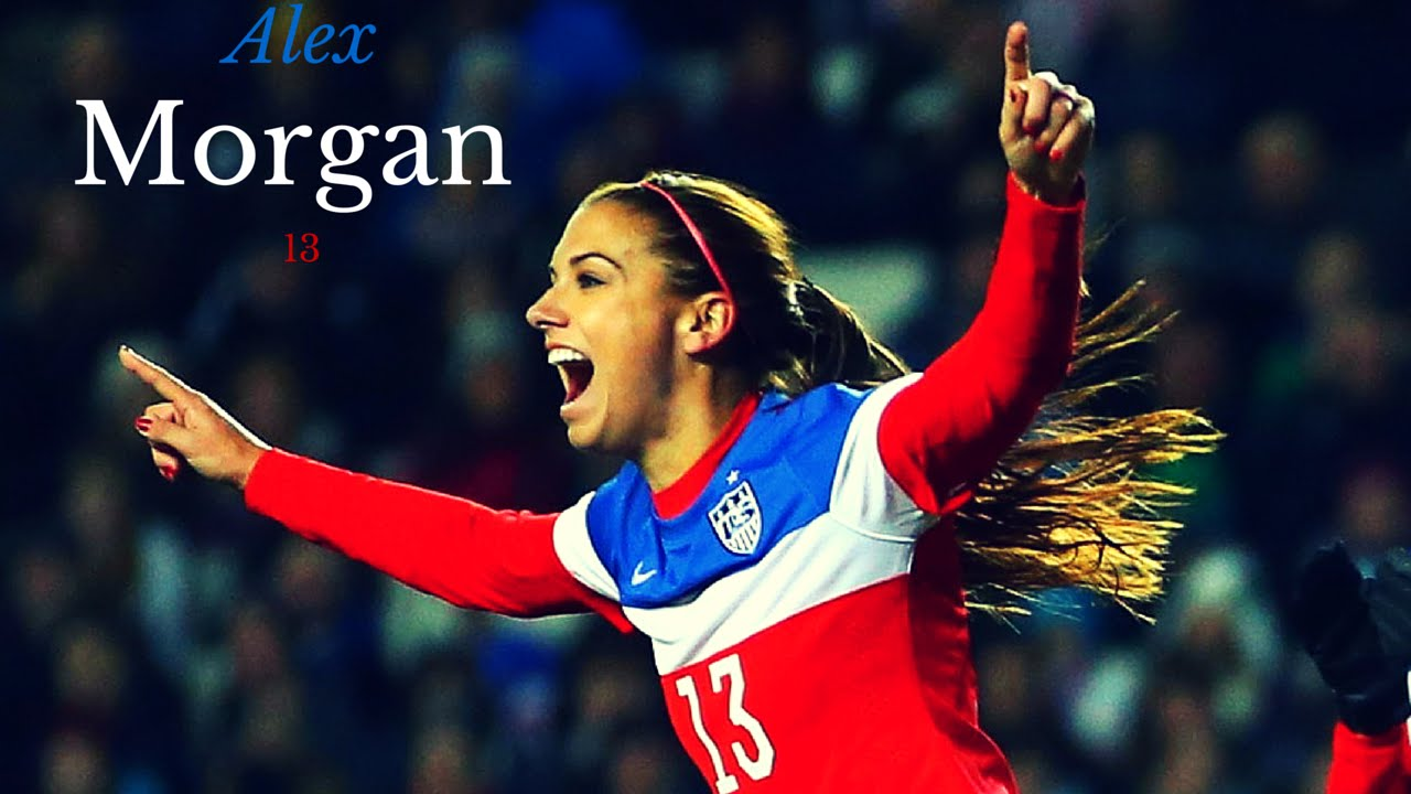 Learn a Cool Trick from Alex Morgan - YouTube