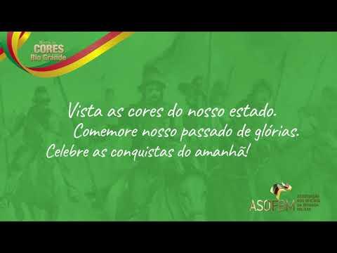 VT MOSTRE AS CORES RS  - Semana Farroupilha