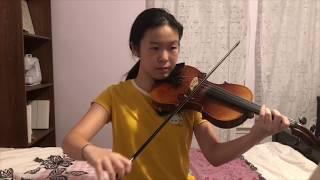 Positive Notes — Violin Lesson 2.1