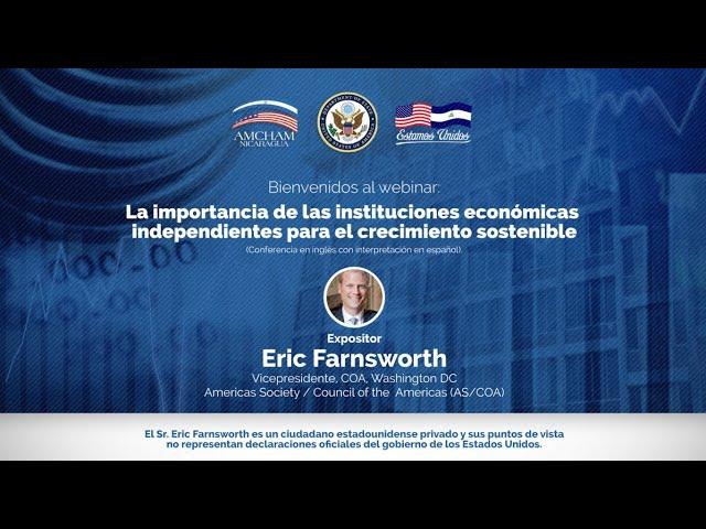 La Importancia de las Instituciones Económicas Independientes para el Crecimiento Sostenible
