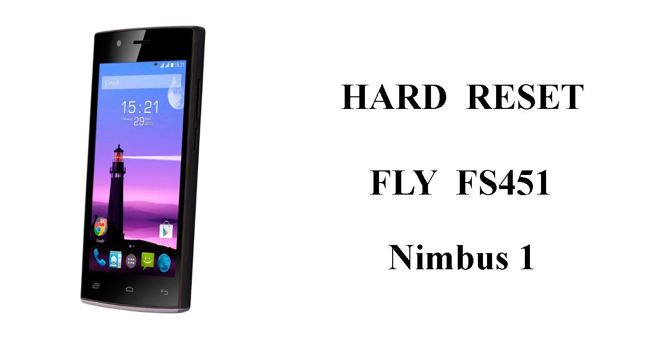 скачать прошивку для fly fs451 nimbus 1