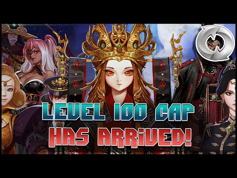 Dungeon Fighter Online - LEVEL 100 CAP HAS ARRIVED!