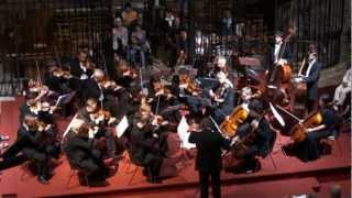 "E.Grieg:Holberg suite, op.40 (V.Rigaudon), orch. ""Symphony Prague""/conductor S.Britvik"