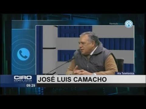 Viene un fin de semana trajicómico en medio de una crisis de salud y economía: José Luis Camacho