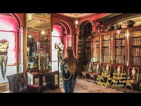 Sir John Soane's Museum: Art Fund Museum of the Year 2017 finalist