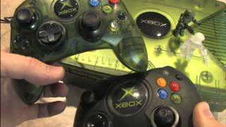 Classic Game Room - XBOX CONTROLLER S review