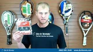 Wilson Tennis Strings - Champion Choice Hybrid