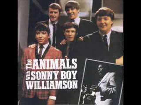 Eric Burdon & The Animals - It's Not Easy