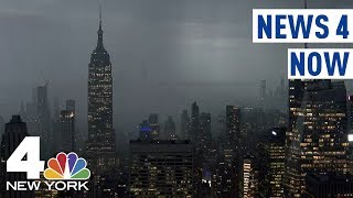 NYC Flash Flood Warning: Barry's Remnants Hit Tri-State With Dangerous Storms | News 4 Now